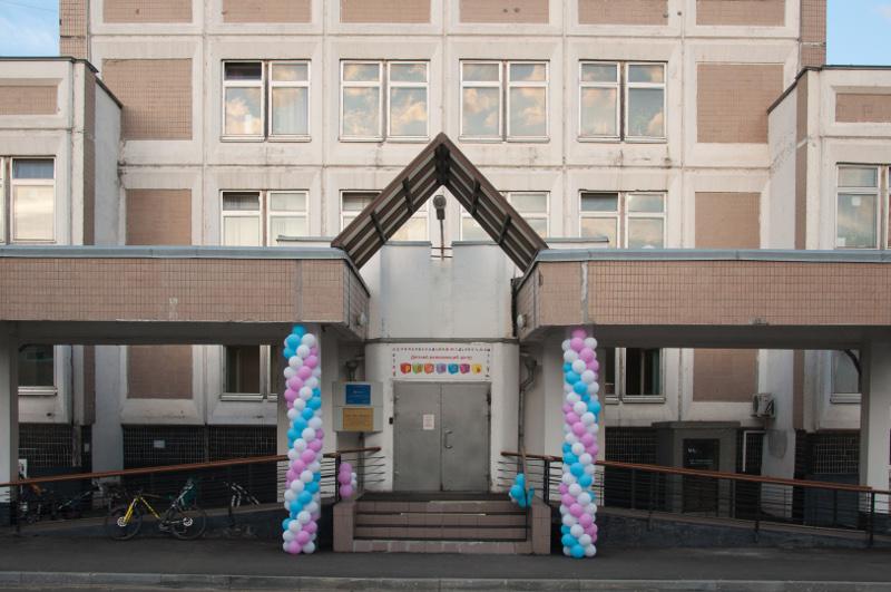 Братеево, ул. Борисовские пруды, дом 8, корпус 3